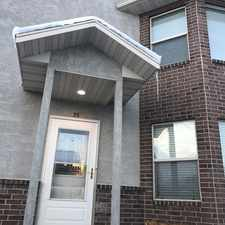 Rental info for 101 East 630 North #35