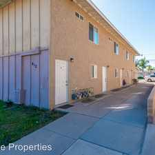 Rental info for 412 Grand Avenue # E in the Spring Valley area