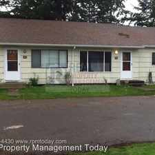 Rental info for 522 128th St S