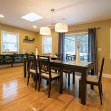 Rental info for Dwhinda Rd & Cobb Place, Waban, MA 02468, US