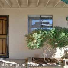 Rental info for 333 S. Alarcon St