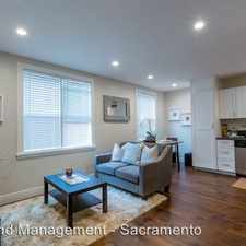 Rental info for 1325 18th Street in the Sacramento area