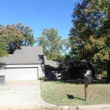 Rental info for House for rent in Tulsa. in the Gilcrease Hills area
