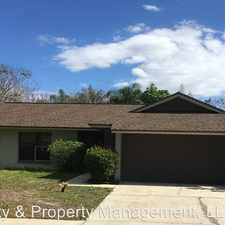 Rental info for 1707 SOUTHWIND DR