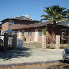 Rental info for 1130 Valencia Ave. - #A