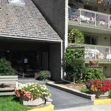 Rental info for Beautiful 2 Bdrm in a quiet setting at St Regis Village.