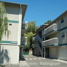 Rental info for 2501 TAYLOR AVE