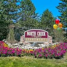 Rental info for North Creek Heights Apartments