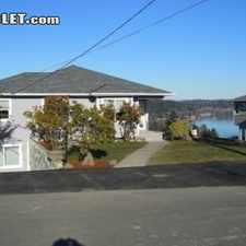 Rental info for $3500 4 bedroom House in Other King Cty in the Montlake area