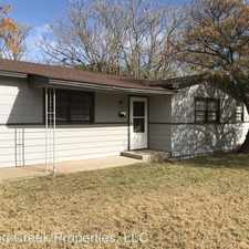 Rental info for 3820 30th Street in the Lubbock area