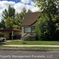 Rental info for 1557 South 3rd Avenue