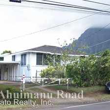 Rental info for 47-478 Ahuimanu Rd.