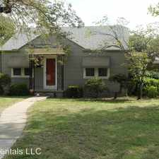 Rental info for 701 NW 13th St.