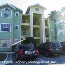 Rental info for 2204 Key West Ct. #535