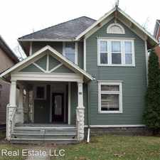 Rental info for 339 W Creighton Ave