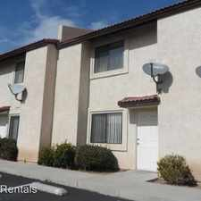 Rental info for 1160 BARSTOW ROAD - UNIT # 3