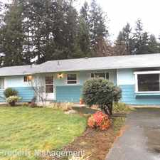 Rental info for 12408 213th Ave E