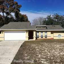 Rental info for 11059 Maderia St. in the 34608 area