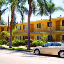 Rental info for Apartment in move in condition in Long Beach in the Alamitos Heights area