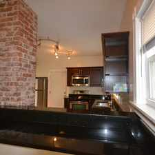 Rental info for 16 Grove Street #2/3 in the Federal Hill area
