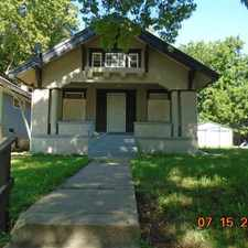 Rental info for 4222 Agnes 3 Bed 1 Bath $750 A Month $600 Deposit in the Oak Park Southwest area