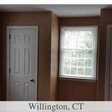 Rental info for Condo for rent in Willington.