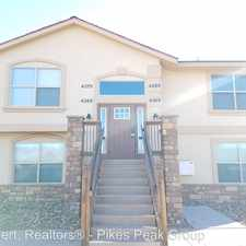 Rental info for 4355 Oro Blanco Drive