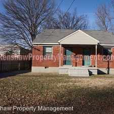Rental info for 3912 Wales Ave.