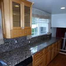 Rental info for Spectacular paradise with an entertainer's backyard. Washer/Dryer Hookups! in the Porter Ranch area