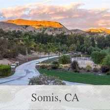 Rental info for Somis is the Place to be! Come Home Today. Offstreet parking!