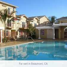 Rental info for Beaumont, 3 bed, 2.50 bath for rent
