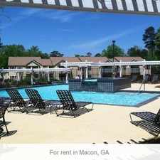 Rental info for Falls at Spring Creek is North Macon's most prestigious address.