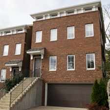 Rental info for Beautiful 3 bedroom 3.5 bathroom condo in Columbia Tusculum | 409 Stanley Ave in the Columbia-Tusculum area