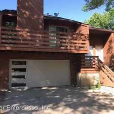 Rental info for 1272 Dolen Place in the Iowa City area