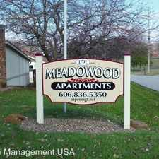 Rental info for Meadowoods 1701 Clay Street,