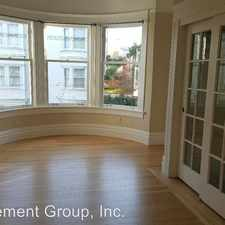 Rental info for 1508 - 1512 McAllister Ave in the San Francisco area