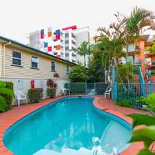 Rental info for NEAT AND TIDY ONE BEDROOM WITH POOL IN COMPLEX!!