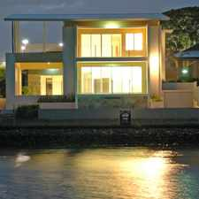Rental info for Executive Waterfront Entertainer in the Gold Coast area