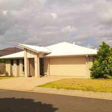 Rental info for WELLINGTON POINT - SPACIOUS FAMILY HOME in the Ormiston area