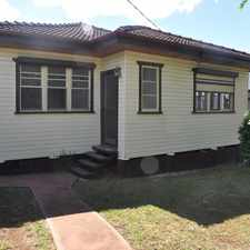 Rental info for Renovated Home Ready To Go! in the Toowoomba area