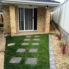 Rental info for GRANNY FLAT in the Bonnyrigg Heights area