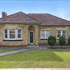 Rental info for SOLD BRICK FAMILY HOME CLOSE TO ALL AMENITIES in the Flinders Park area