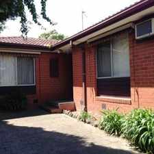 Rental info for Large 3 Bedroom Home! in the Dandenong North area