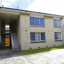 Rental info for Spacious & Stylish Apartment in the Pascoe Vale area