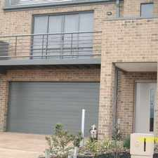Rental info for Spacious 3 Bedroom Townhouse! in the Melbourne area