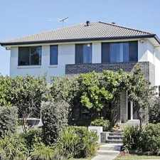 Rental info for Family Home in the Sydney area