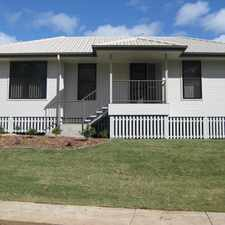 Rental info for Great family home in a quiet street. in the Camira area
