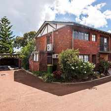 Rental info for BICTON AIRCONDITIONED APARTMENT $300 WEEKLY