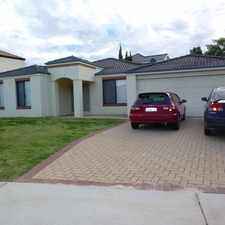Rental info for <b>Luxurious home - Fully Furnished - WATER INCLUDED IN RENT in the Karawara area