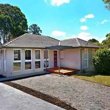Rental info for Fully Renovated 3 Bedroom Home in the Melbourne area